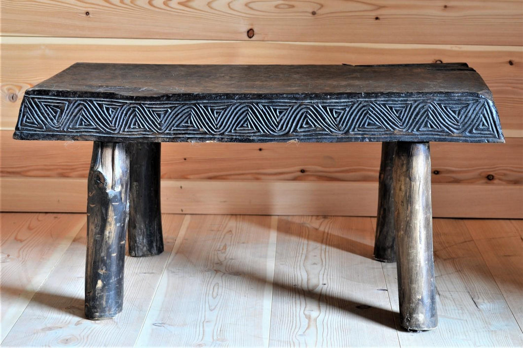 Decorative African Stool