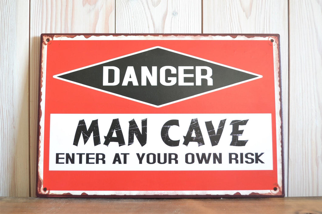 Sign | Man Cave