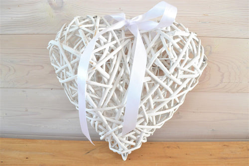 Willow Heart | Large White