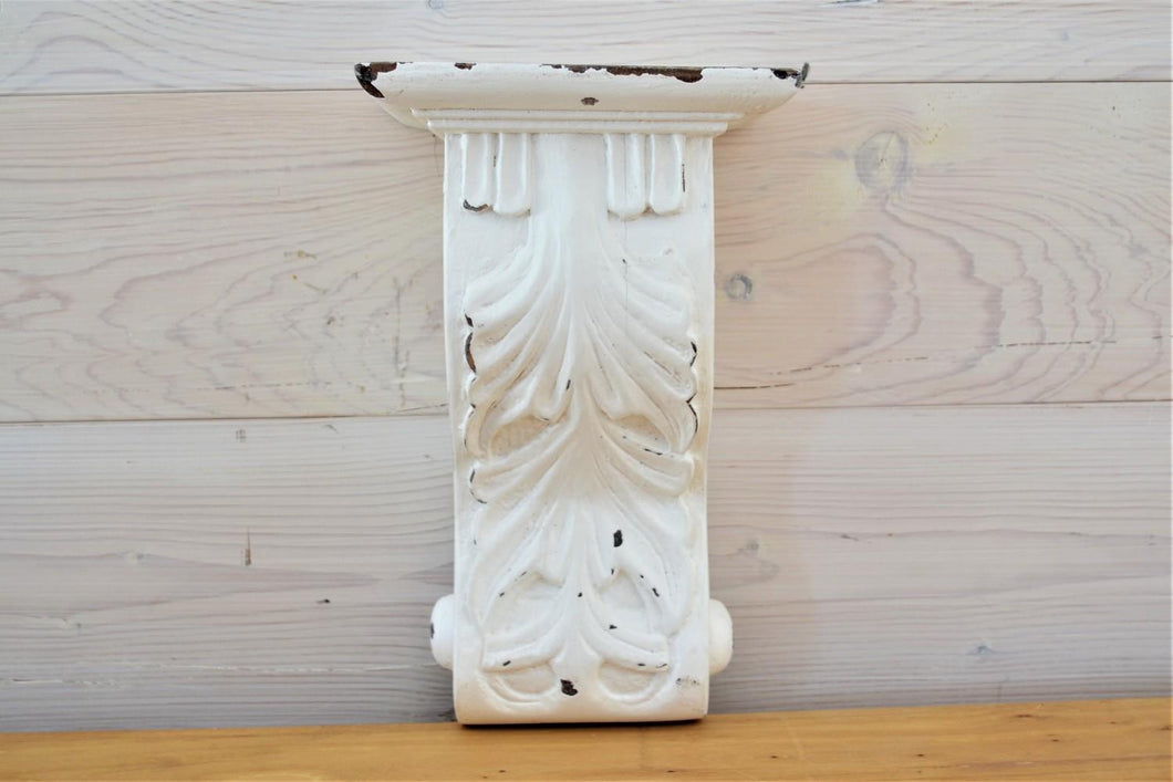 Decorative Wall Sconce | White