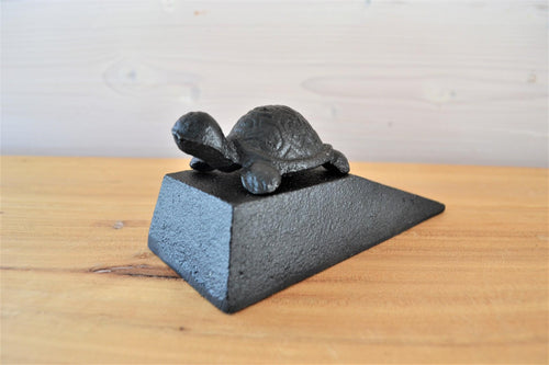 Turtle Cast Iron Door Stop