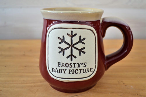 Ceramic Mug | Frosty's Baby Picture