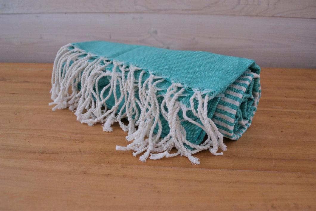 Turkish Towel | Harem Turquoise
