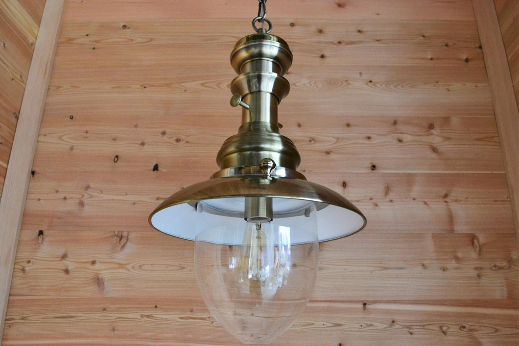 Kiki Pendant Light | Antique Bronze