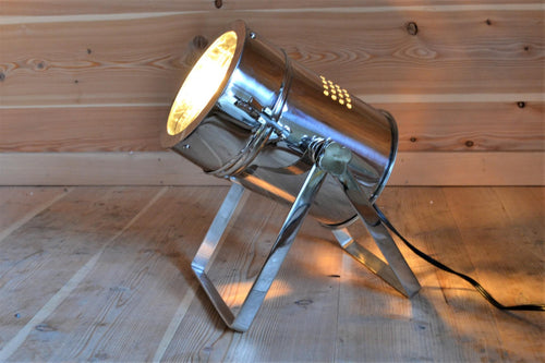 Kaylea Stainless Steel Spotlight | Large