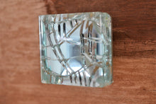 Ice Glass Knob | Pale Green