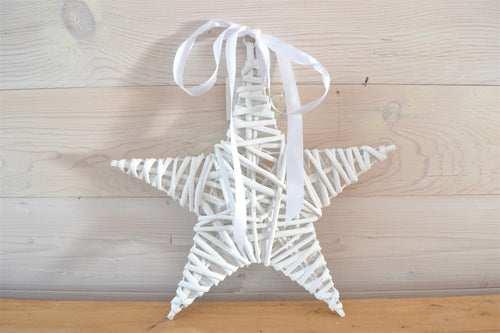 Willow Star | Medium White