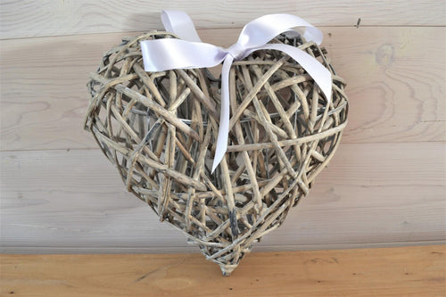 Willow Heart | Medium Grey