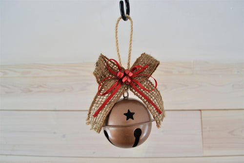Christmas Bell Ornament | Small