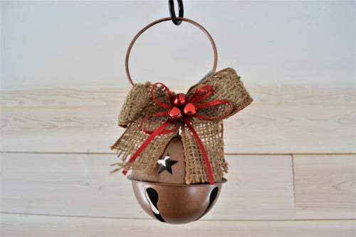 Christmas Bell Ornament | Large