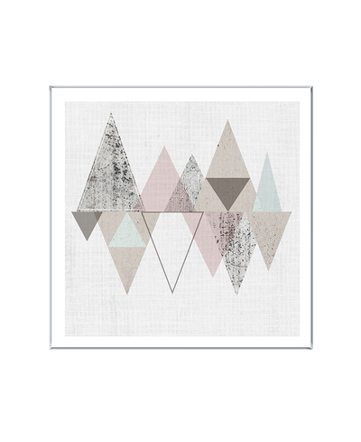 Amuse I Interchangeable Fabric Art Print Created By Jarman Fagalde