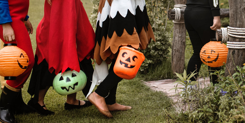 Eco-Friendly Halloween for Outdoor Geeks