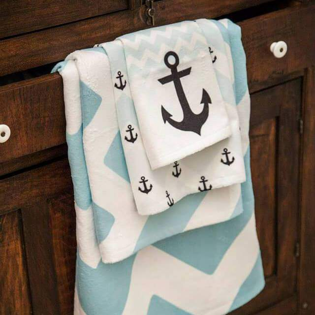 Custom Bath Towel