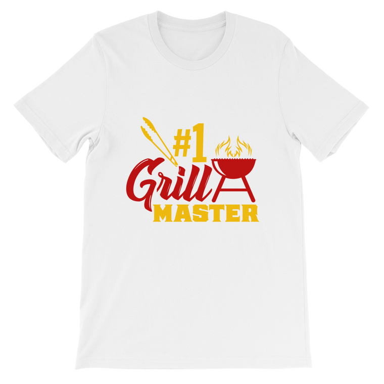 Men's short sleeve t-shirt: Grill Master