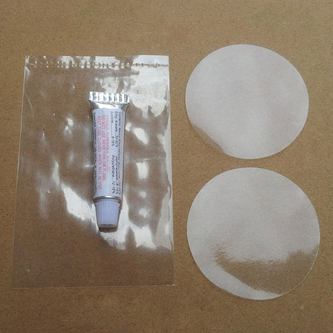 Adhesive Patches for Boat, Waterbed, Air Mattress, Swimming Ring