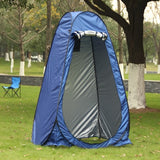 Portable Shower Bath Changing Fitting Room Tent