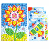 Creative Educational 3D Mosaics Puzzle Toy