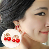 New Fashion Simulated Pearls Earrings