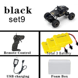4WD RC Car Updated Version 2.4G Radio Control RC Car Toys