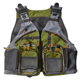 Adjustable Multi-function  Mutil-Pockets  Camping Fishing Hunting Vests