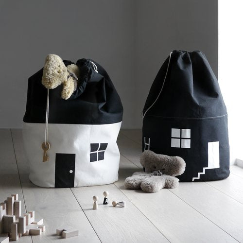 ROCK & PEBBLE HOUSE STORAGE BAGS