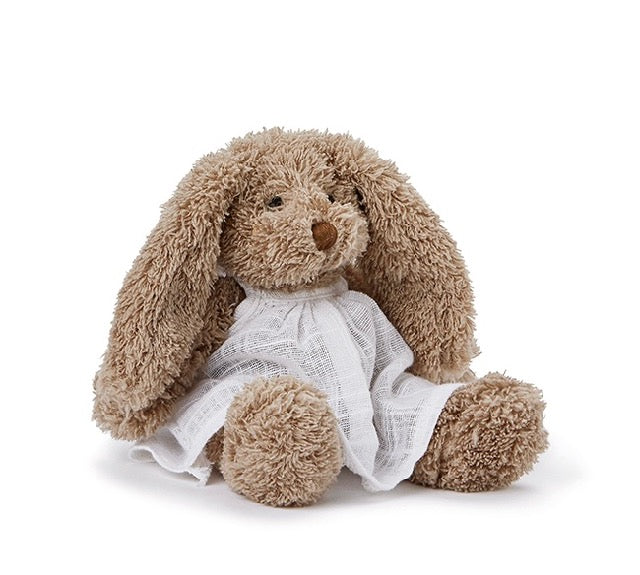 Nana Huchy Baby Girl Bunny Soft Toy