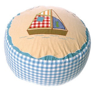 Beach House Bean Bag Cover
