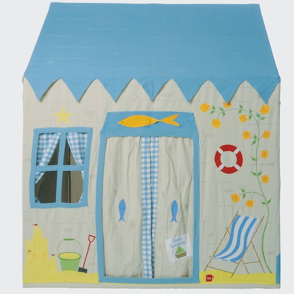 Win Green Kids Beach House Play Tent