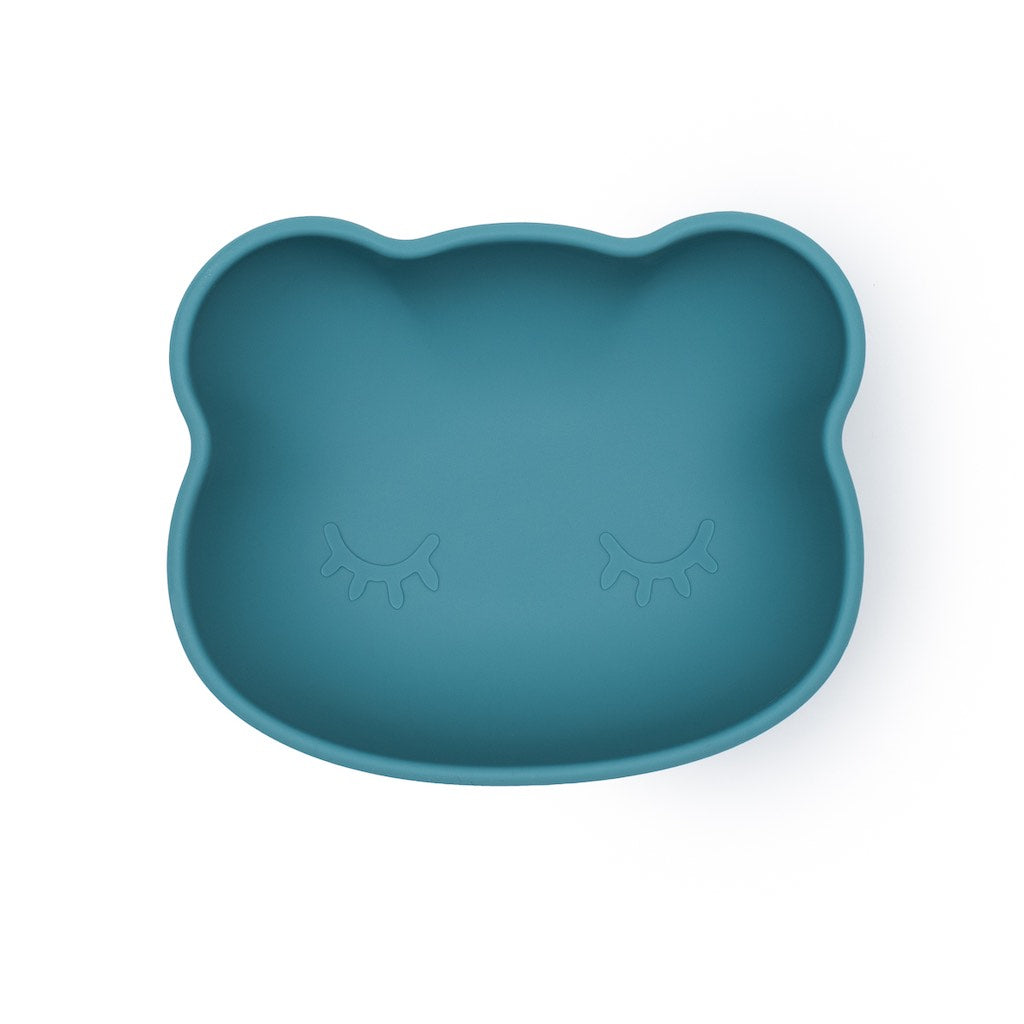 We Might Be Tiny Blue Dusk Silicone Stickie Bowl