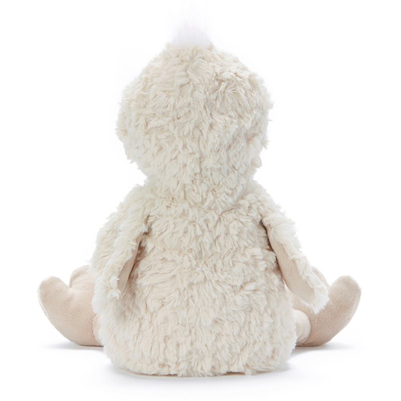 Nana Huchy Bill The Duck soft toy back view