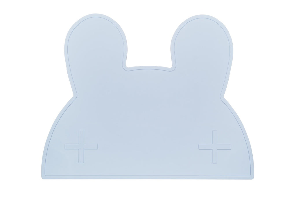 We Might Be Tiny Bunny Placie - Powder Blue
