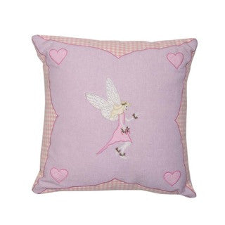 Fairy Cottage Cushion Cover