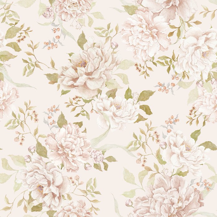 Dekornik Floral Romantism Wallpaper