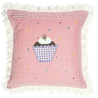 Gingerbread Cottage Cushion Cover