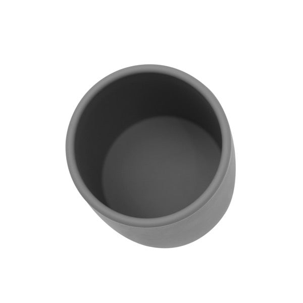We Might Be Tiny Kids Grip Cup - Grey