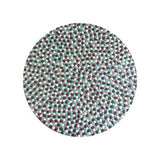 Winston & Grace Felt Ball Rug - Pepper & Mint
