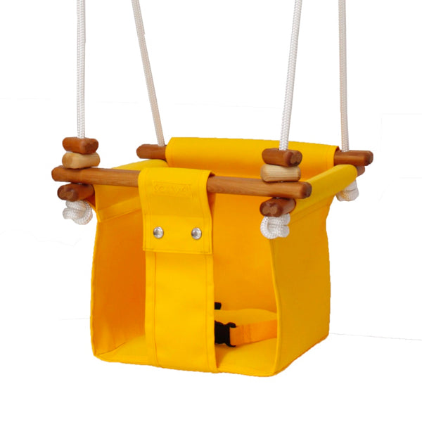 Solvej Swings Baby & Toddler Swing - Kowhai Yellow