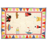 Toy Shop Playhouse Floor Quilt