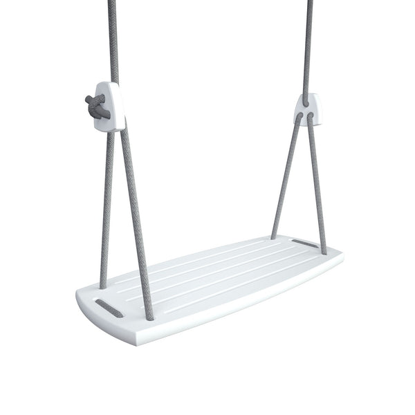Lillagunga Classic Swing - White Birch & Grey