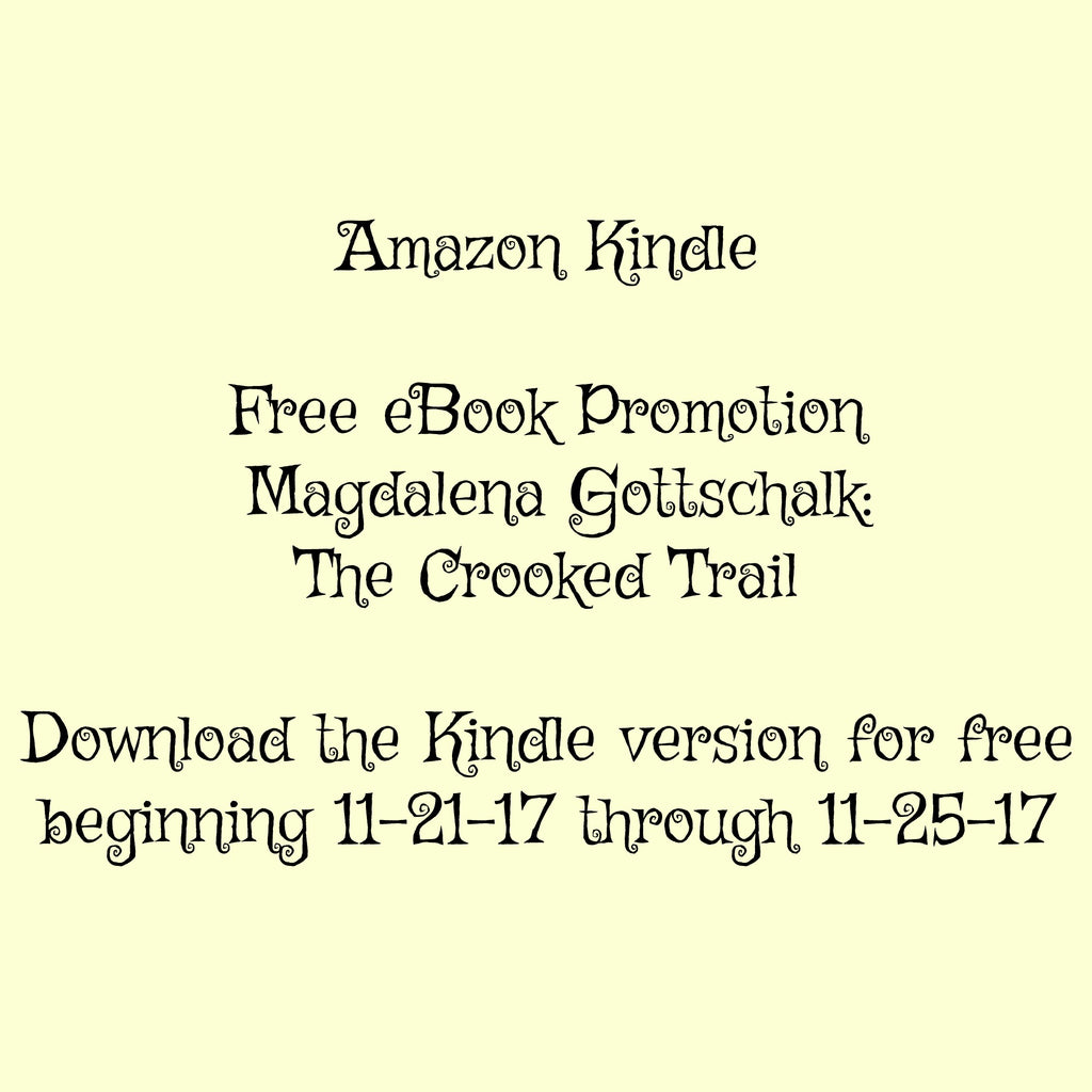 Amazon Kindle FREE Book Promotion!