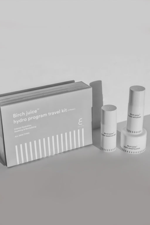 Birch Juice Hydro Program Travel Kit