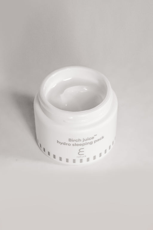 Birch Juice Hydro Sleeping Pack