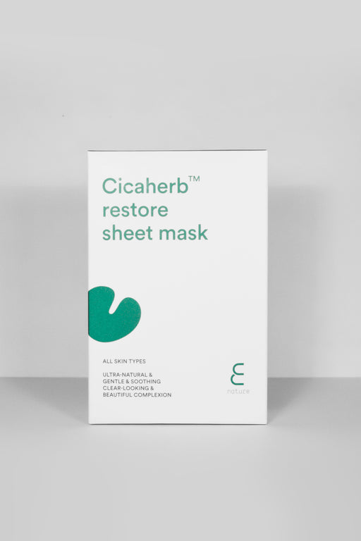 Cicaherb Restore Sheet Mask (Pack of 10)