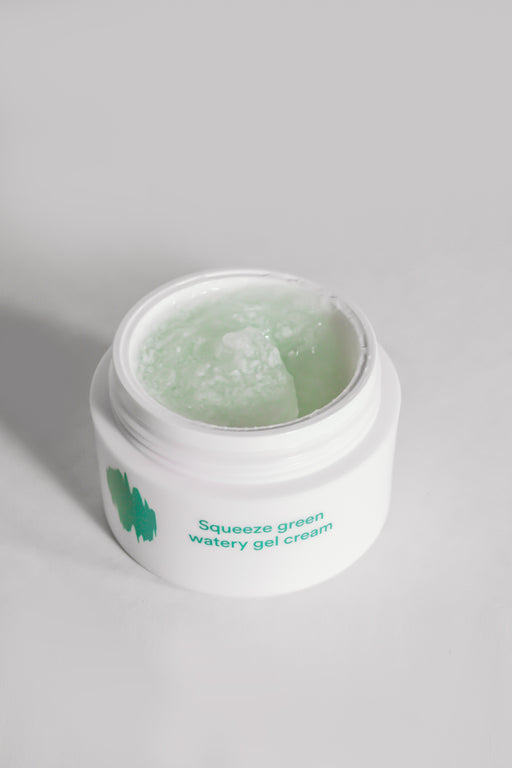 Squeeze Green Watery Gel Cream