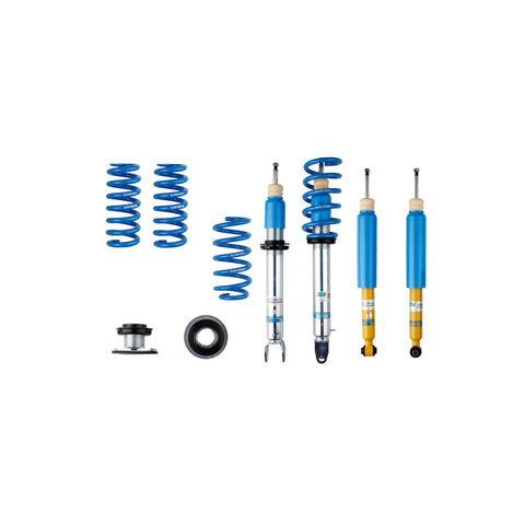 Bilstein B14 2015 Mercedes Benz C300 Front and Rear Performance Suspension System