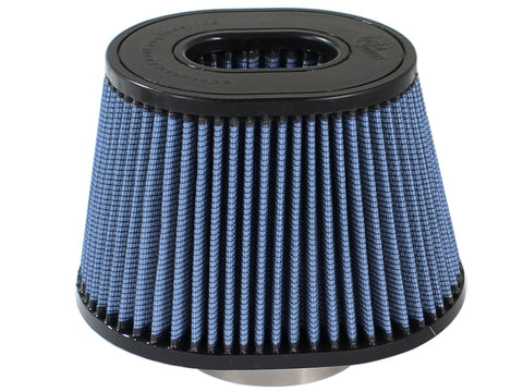 aFe MagnumFLOW Air Filters P5R Universal A/F 3.25in F x (9x6.5)in B x (6.75x5.5)in T x 3.375in H