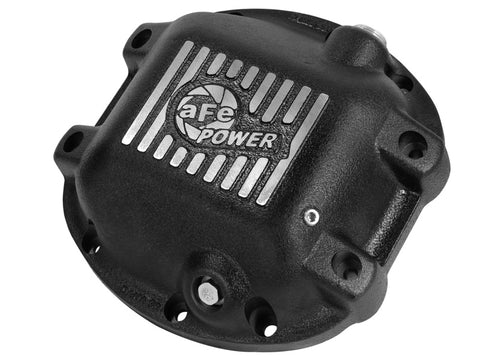 aFe Power Differential Cover Machined Fins 97-15 Jeep Dana 30