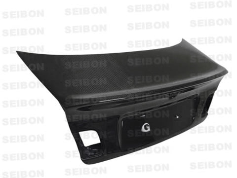Seibon 99-04 BMW 3 Series 4DR E46 CSL Style Carbon Fiber Trunk Lid and Hatch