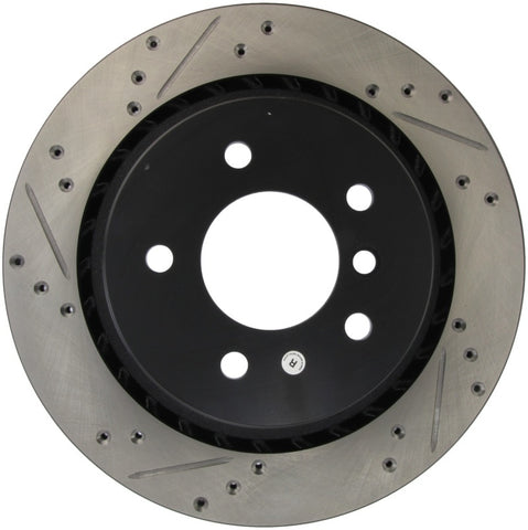 StopTech Slotted & Drilled Sport Brake Rotor