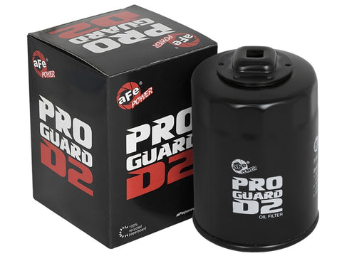 aFe ProGuard D2 Oil Filter 11-13 Ford F-150 V6 3.5/3.7L / V8 5.0L (w/ 3/8in Ratchet Drive)